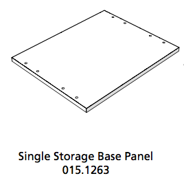Qute Base Panel Birch (015.1263.0002)
