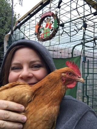 Elsie my Gingernut Ranger