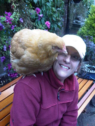 My parrot!