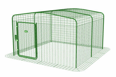 Outdoor Rabbit Run - 2 x 2 x 1