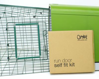 Run Door Self Fit Kit