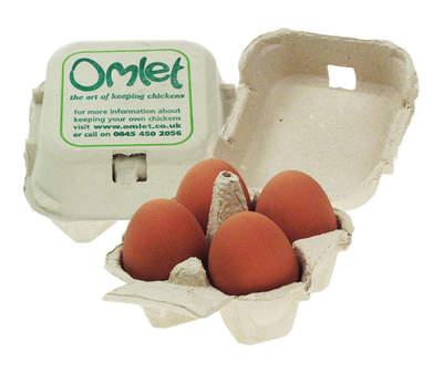 20 Omlet Egg Cartons