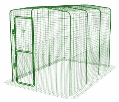 Outdoor Rabbit Run - 2 x 3 x 2
