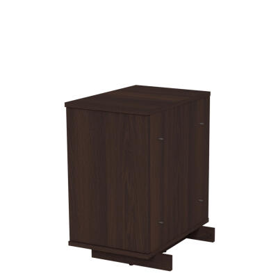 Fido Studio 24 - Walnut - Wardrobe