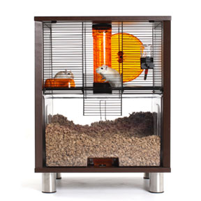 Qute Hamster and Gerbil Cage