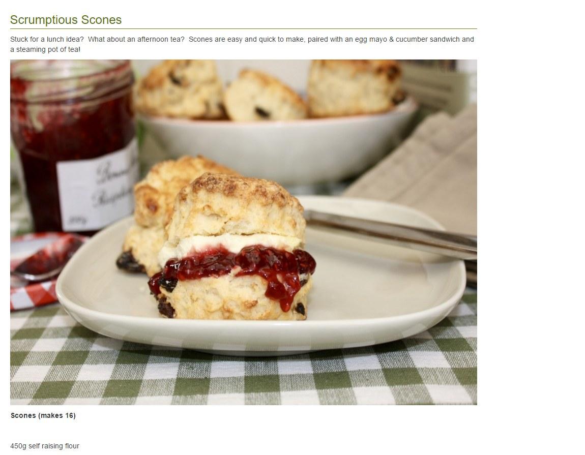 A screenshot of the Omlet blog